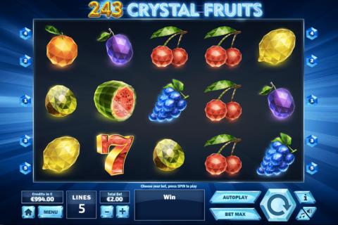 crysal fruits tom horn pacanele