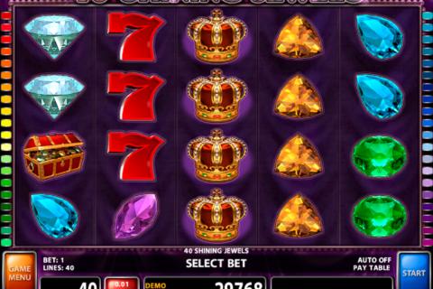 shining jewels casino technology pacanele