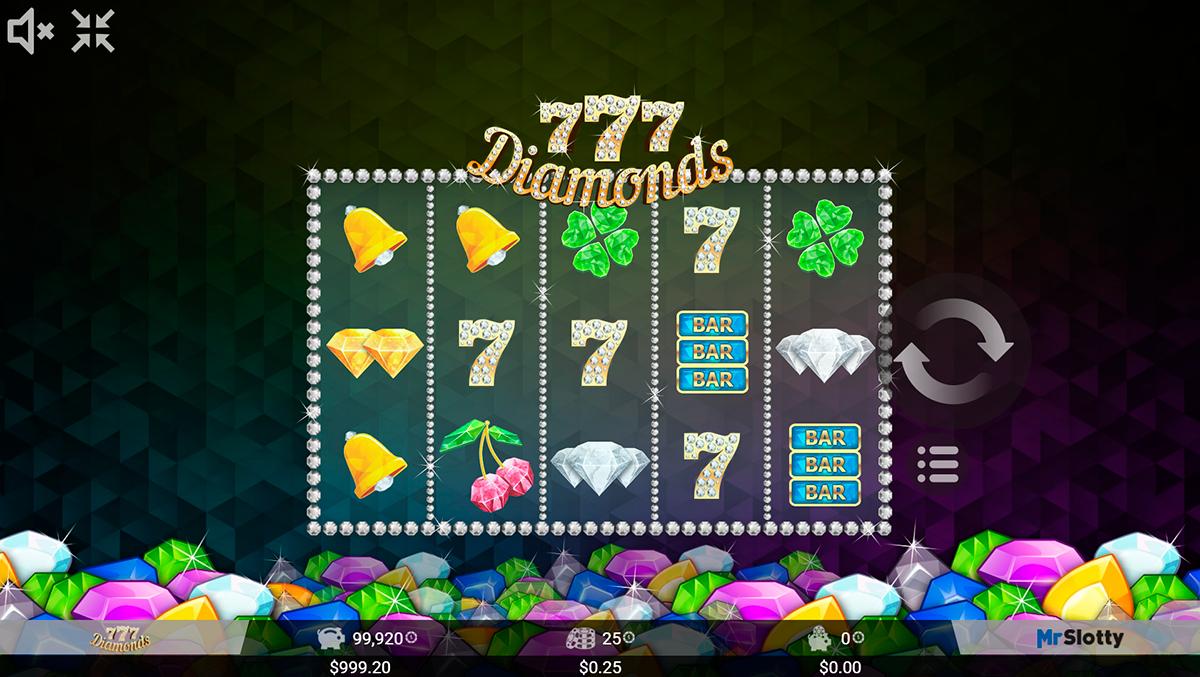 777 diamonds mrslotty pacanele
