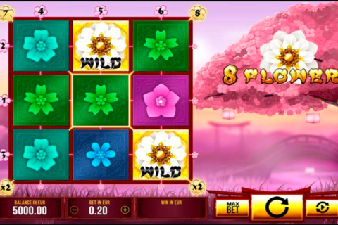 flowers synot games pacanele