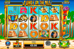 a while on the nile netgen gaming pacanele