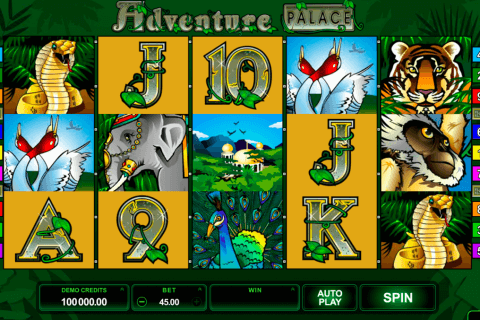 adventure palace microgaming pacanele