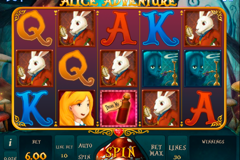 alice adventure isoftbet pacanele