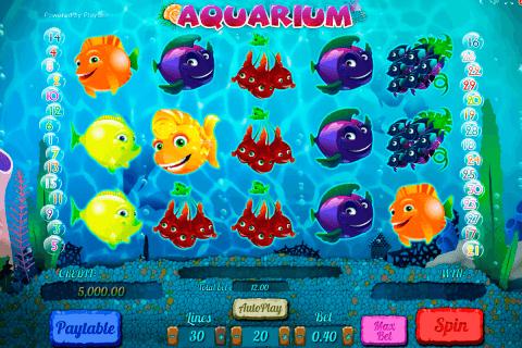 aquarium playson pacanele