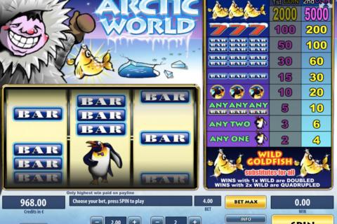 arctic world tom horn pacanele