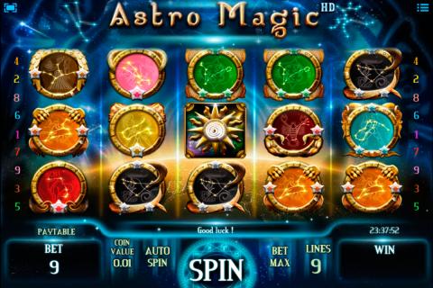 astro magic isoftbet pacanele