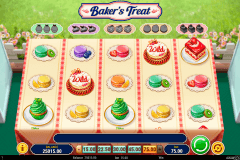 bakers treat playn go pacanele