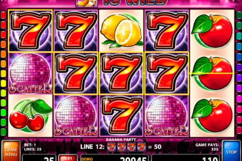 banana party casino technology pacanele