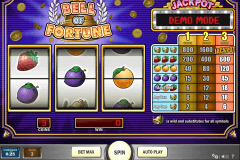 bell of fortune playn go pacanele