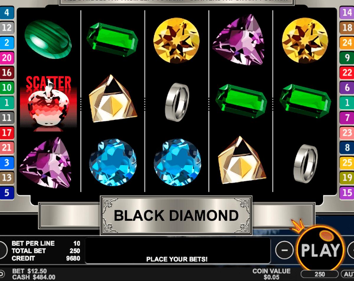black diamond pragmatic pacanele