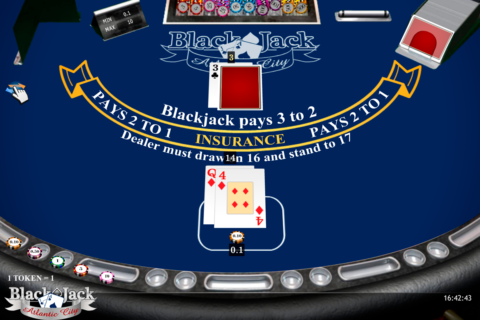blackjack atlantic city isoftbet online