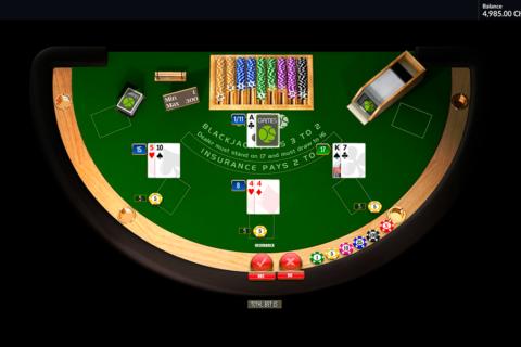 blackjack gamesos online