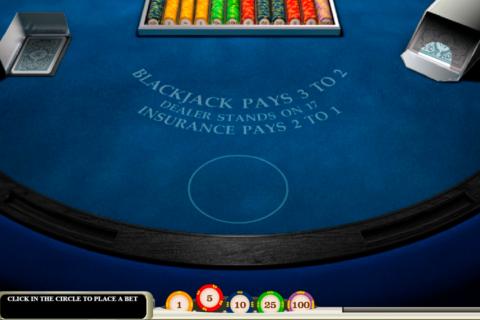 blackjack openbet online