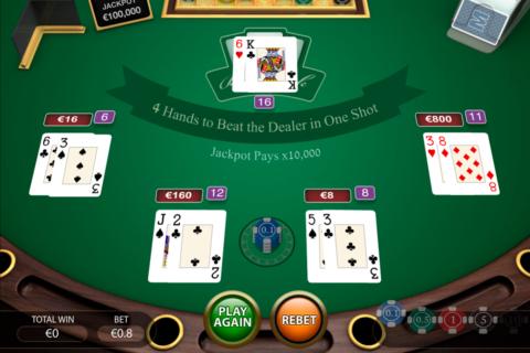 blackjack pariplay online