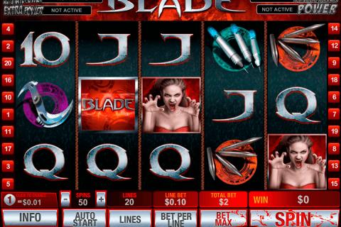 blade playtech pacanele