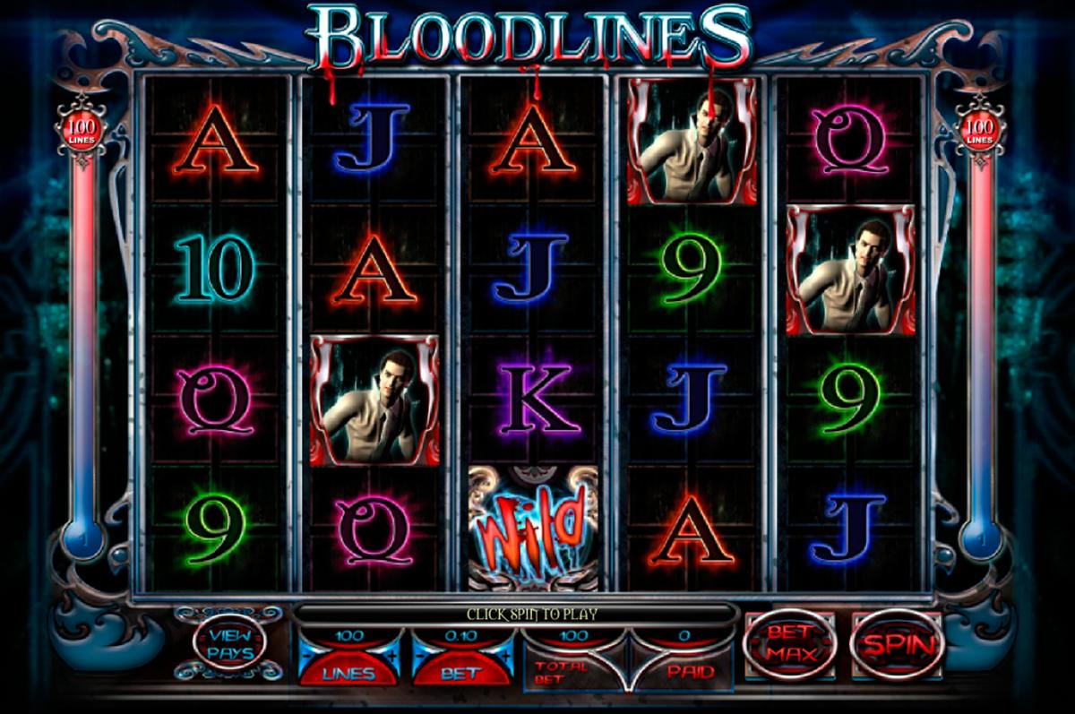 bloodlines genesis pacanele