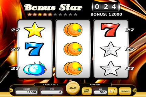 bonus star kajot pacanele
