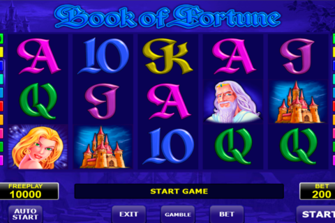 book of fortune amatic pacanele