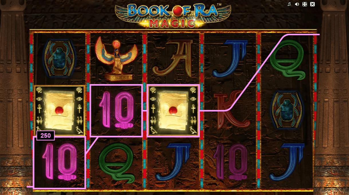 Book Of Ra Magic Novomatic