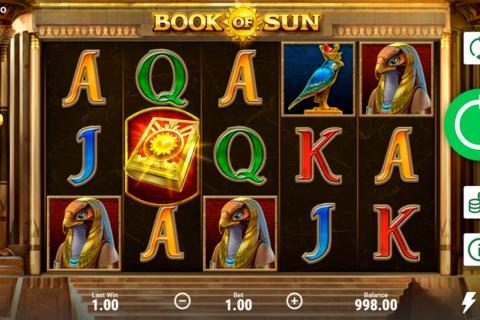 book of sun booongo pacanele