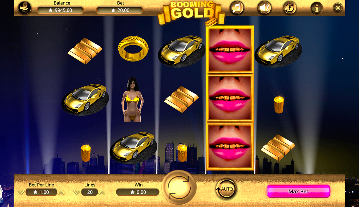 booming gold booming games pacanele