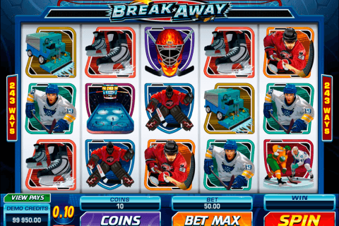 break away microgaming pacanele