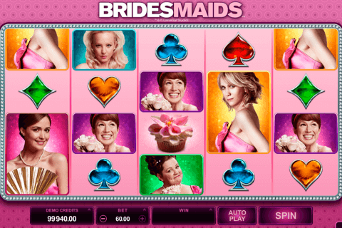 bridesmaids microgaming pacanele