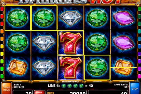 brilliants hot casino technology pacanele