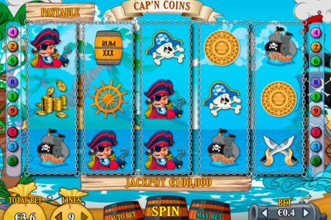 capn coins pariplay pacanele