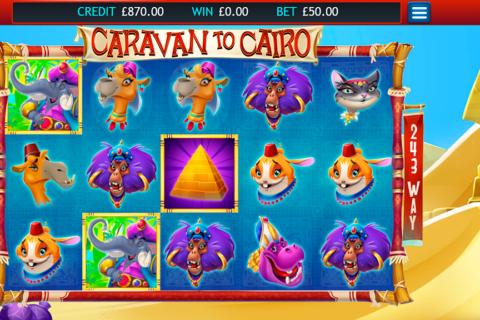 caravan to cairo eyecon pacanele