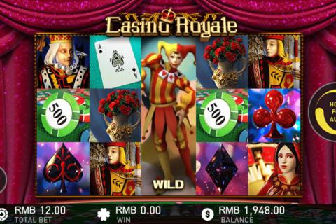 casino royale gameplay interactive pacanele