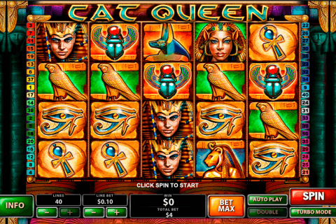 cat queen playtech pacanele