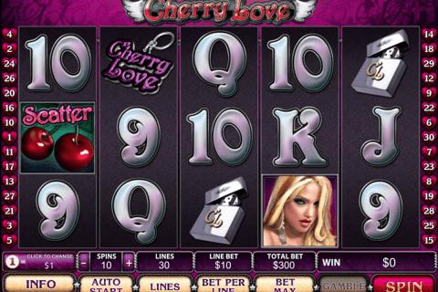 cherry love playtech pacanele