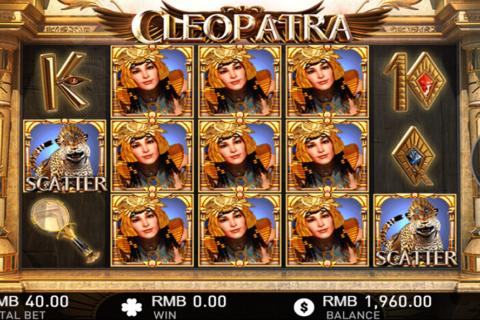 cleopatra gameplay interactive pacanele