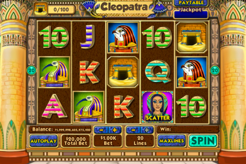 cleopatra platipus pacanele