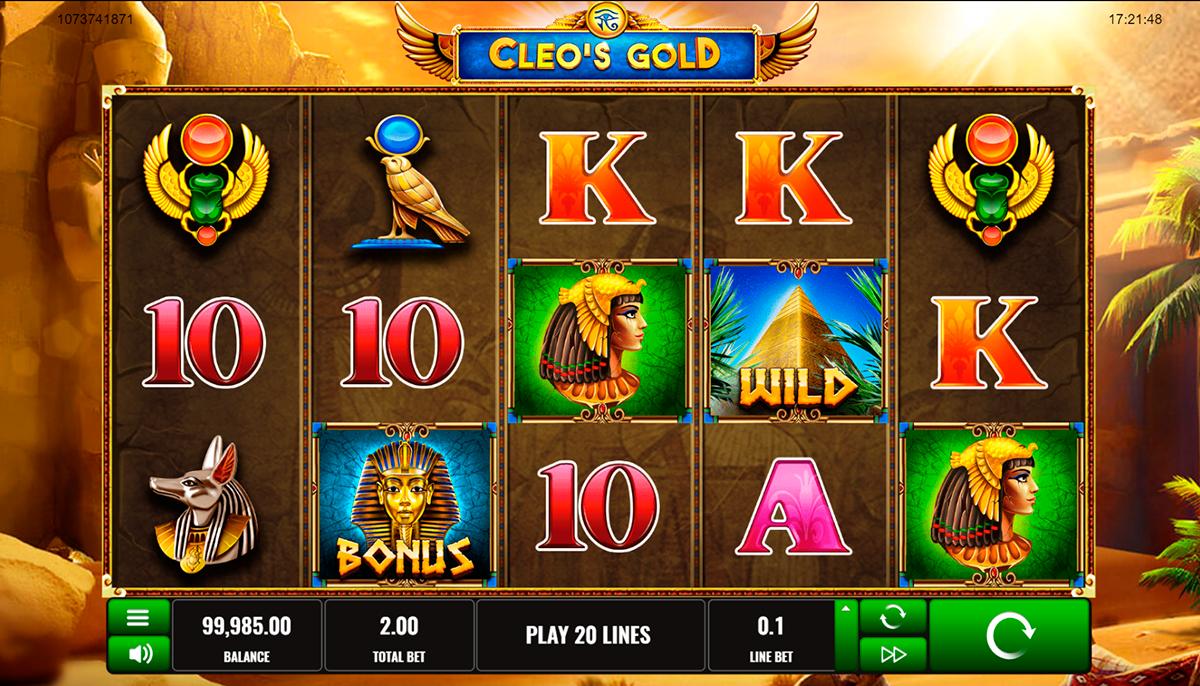 Cleos Casino