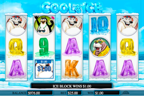 cool as ice genesis pacanele