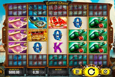 corsar queen synot games pacanele