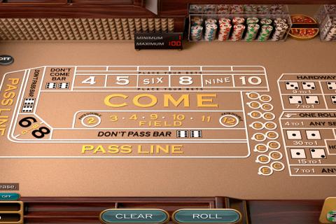craps nucleus gaming cazino barbut