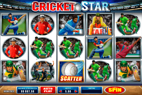 cricket star microgaming pacanele