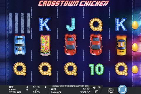 crosstown chicken genesis pacanele