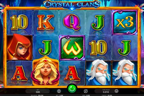 crystal clans isoftbet pacanele