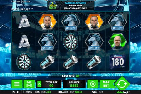 darts heroes stake logic pacanele