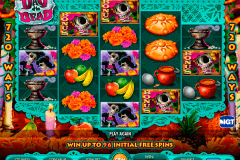 day of the dead igt pacanele