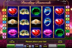 dazzling diamonds novomatic pacanele