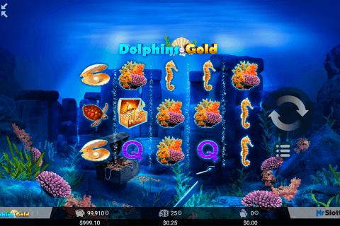 dolphins gold mrslotty pacanele