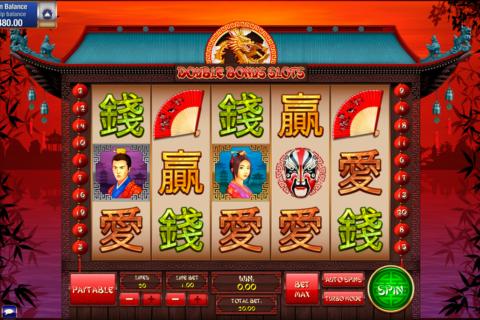 double bonus slot gamesos pacanele