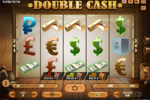 double cash fugaso pacanele
