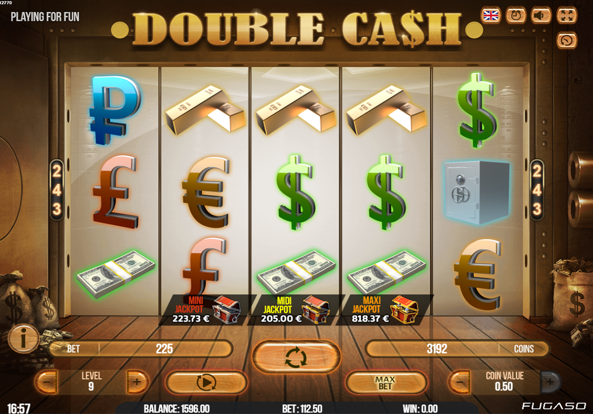 double cash fugaso pacanele