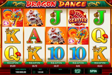 dragon dance microgaming pacanele